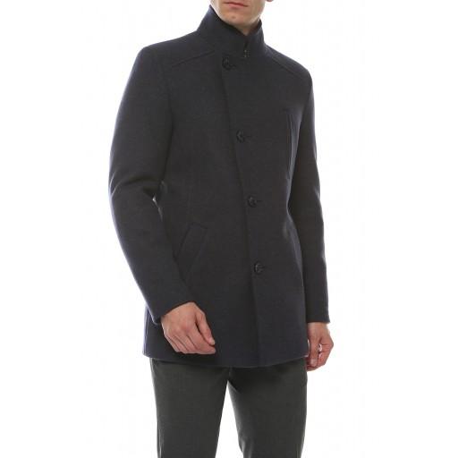 Пальто  демисезонное, воротник стойка Белиз25