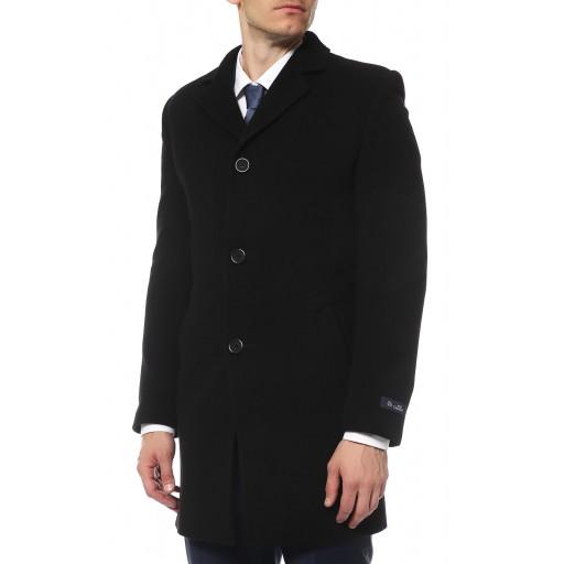 Пальто  классическое из итальянского кашемира  А148
