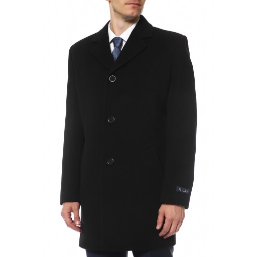Пальто классическое из итальянского кашемира А48