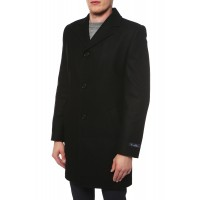 Пальто классика из ткани Feltrodesign кашемир Италия А48КЛ