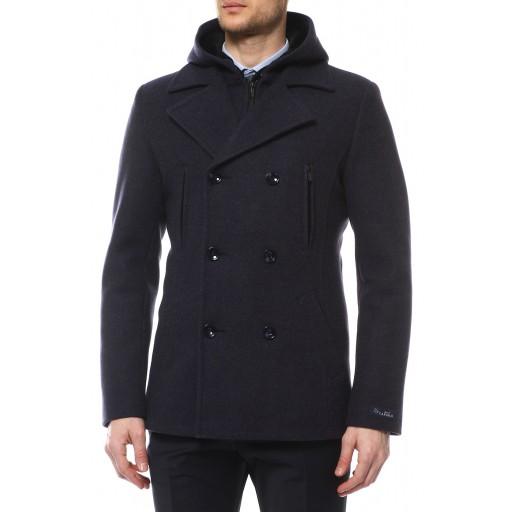 Пальто двубортное Монтано23