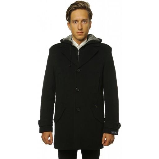 Пальто мужское спортивного стиля А100